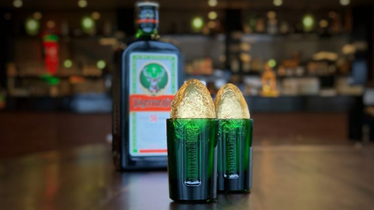 A Jägermeister Easter egg does actually exist and all we can say is, wow