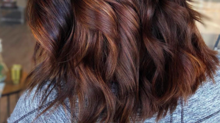 'Chocolate cake hair' is the hottest colour trend for 2019, and it's absolutely delicious