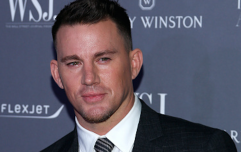 Channing Tatum has dyed his hair and honestly we're kind of feeling it