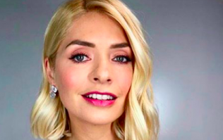 Holly Willoughby is wearing the PERFECT outfit for a summer wedding today
