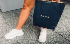 This €30 Zara dress fits like a dream and it's the best way to update your wardrobe