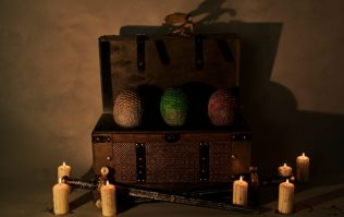 These massive chocolate dragon eggs are the best Easter treat for Game of Thrones fans