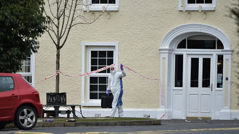 Tyrone hotel owner held for manslaughter has been 'further arrested' after suspected Class A drugs found