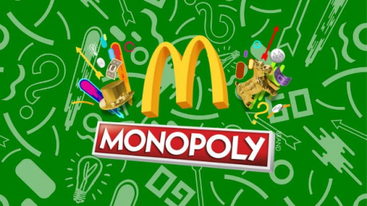 MONOPOLY at McDonald's is back and the prizes are insane!