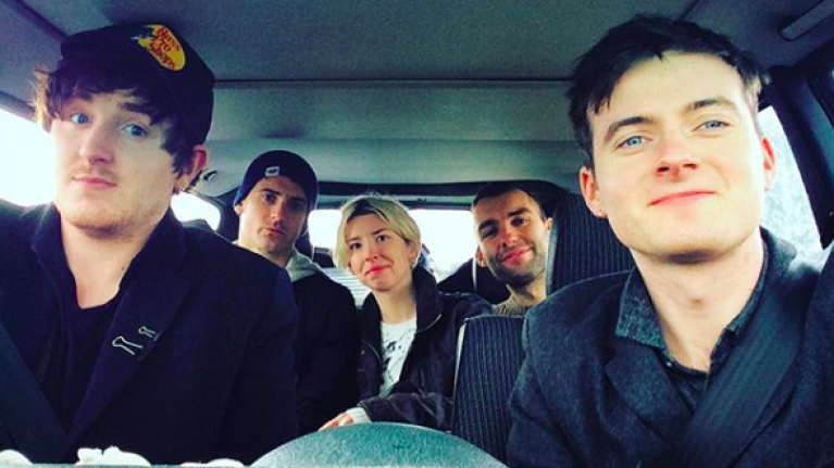 Irish Band Little Green Cars Have Announced They Re Splitting After 11 Years
