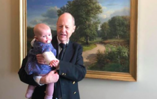 Danish politician kicked out of Parliament after bringing baby daughter to work