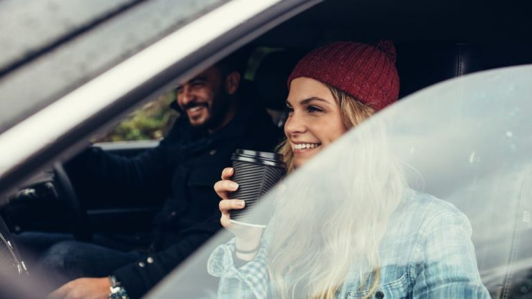 Drivers, here's how you can get your hands on a free coffee