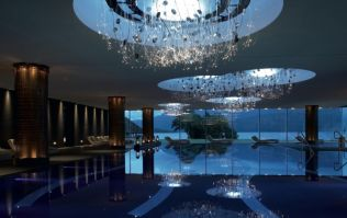An Irish hotel has won Hotel Spa of the Year at the European Hotel Awards