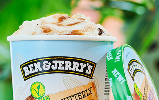 Ben and Jerry's have announced a new non-dairy flavour and it sounds absolutely divine