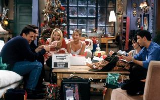 You can now get a Friends advent calendar and sorry, is it Christmas yet?