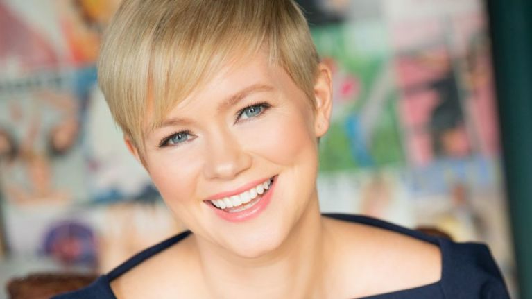 Cecelia Ahern has welcomed a baby girl, and her name is very unusual