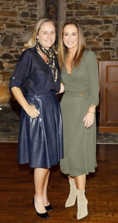 Debbie O'Donnell and Lorraine Keane