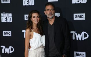 Hilarie Burton and Jeffrey Dean Morgan have gotten married after ten years together