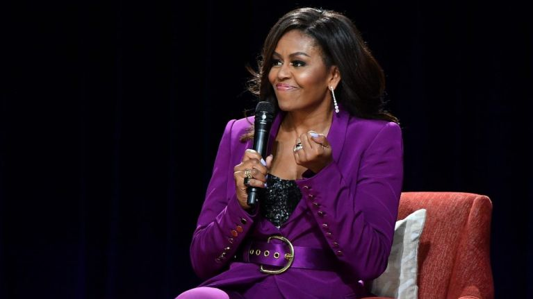 Michelle Obama is releasing her second book next month