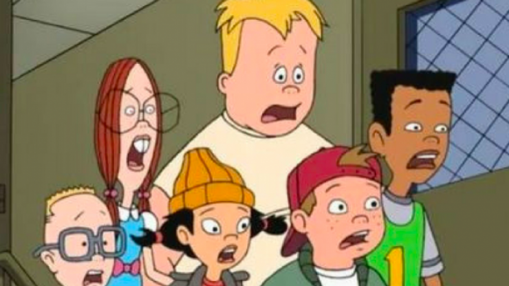 Praise King Bob! The live-action unofficial Recess movie is finally here