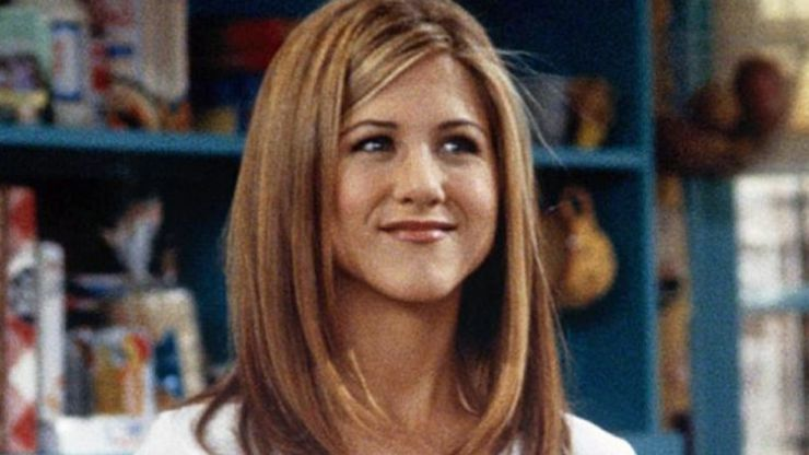 This is the MAC lipstick that Jennifer Aniston always wore on the set of Friends