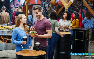 The Guinness232°C fiery grill is heading to Cork this Friday and Saturday