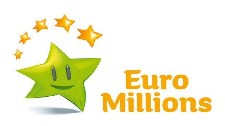 EuroMillions ticket worth €500,000 sold in Rathfarnham, Dublin