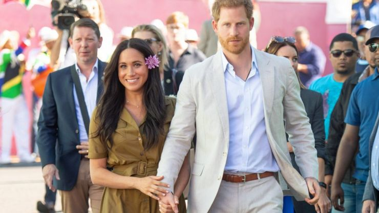 Prince Harry issues powerful statement against the treatment of Meghan Markle by British tabloids