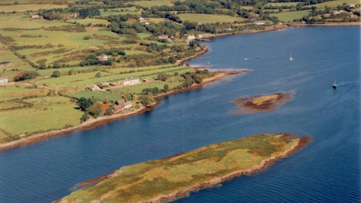 You can buy this private island in Cork for less than a house in Dublin