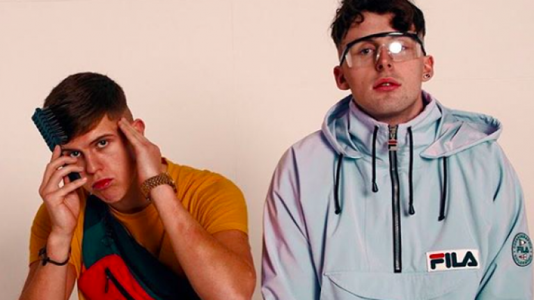 Dublin duo Versatile announce they're going on tour with Snoop Dogg