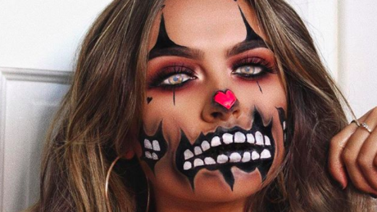 10 spooky Halloween makeup looks that are honestly just SO impressive