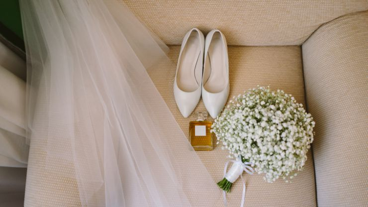 Brides-to-be! Here's how to find your perfect wedding day scent