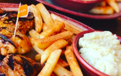 Nando's is offering free chicken to all Junior Certs receiving results tomorrow