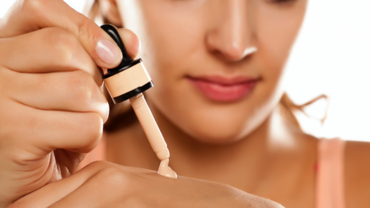 Have you tried the foundation that's sold every two seconds across the world?