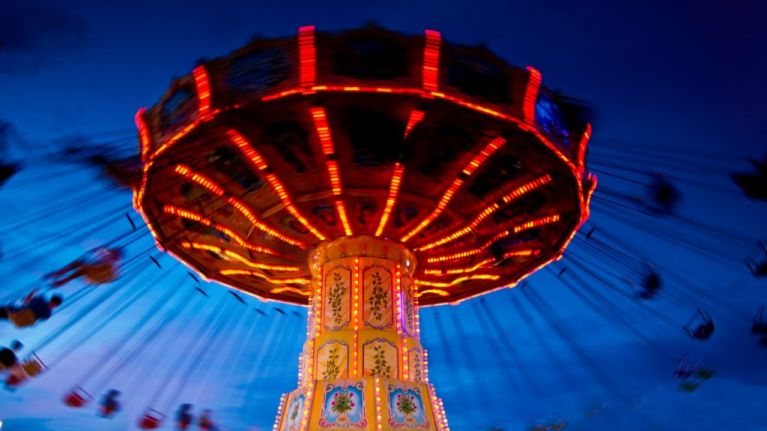 24-year-old woman dies after being thrown from swing chair ride in France