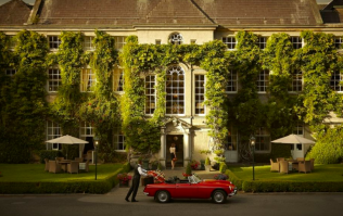 Enjoy a magnificent stay at Mount Juliet Estate along with a luxury spa treatment for two