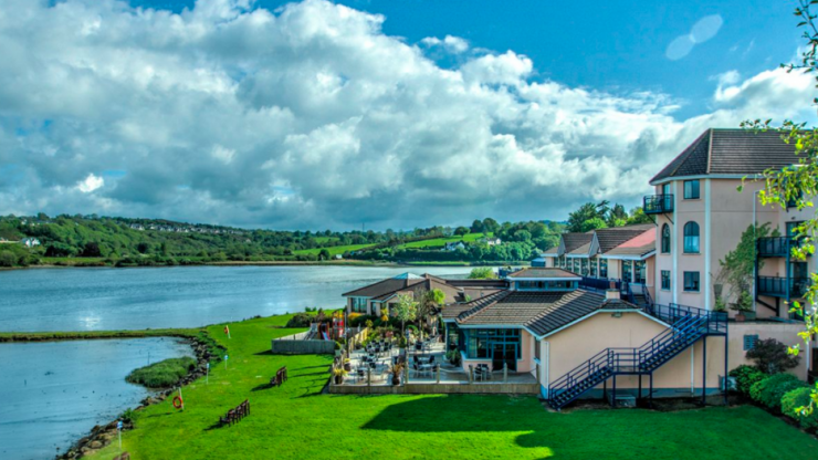 Ferrycarrig Hotel: wholesome Wexford weekends - with a difference