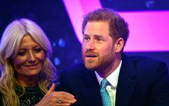 Prince Harry breaks down on stage as he remembers Meghan's pregnancy