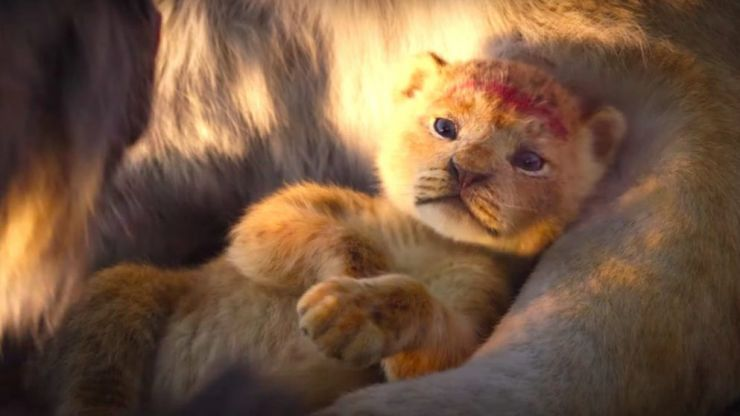 Elton John thinks the remake of The Lion King was a huge disappointment