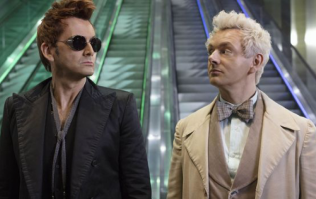 Michael Sheen has weighed in on the possibility of a season two of Good Omens