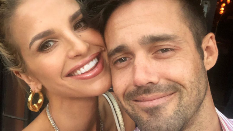 Vogue Williams shares why she and Spencer didn't have family at their second wedding