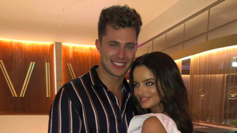 Curtis Pritchard reveals the 'difficult' part of his relationship with Maura Higgins