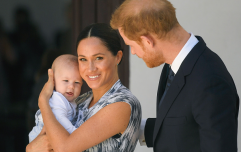 Meghan Markle on the stress of being a new mum in the spotlight