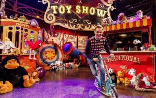 Here's how you can watch The Late Late Toy Show from outside Ireland