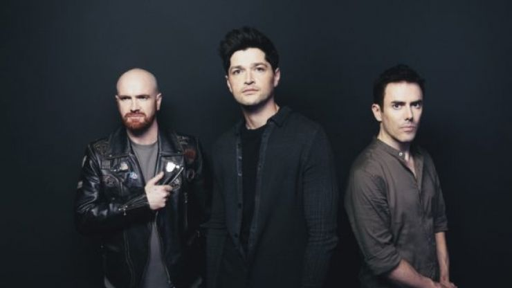 The Script have just announced two HUGE concerts in Dublin