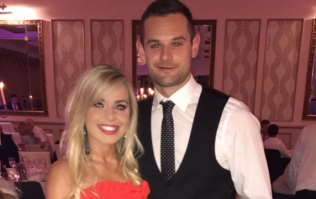 Anna Geary has shared the first photo from her wedding and just LOOK at her dress