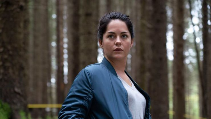 Sarah Greene on working with 'incredible' Tom Vaughan-Lawlor on Dublin Murders