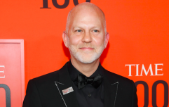 Ryan Murphy 'so proud' as he announces his five-year-old son Ford is 'cancer free'