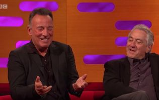 Bruce Springsteen's story about breaking into Graceland to meet Elvis is brilliant