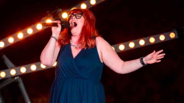 The Chase's Jenny Ryan has got a serious set of lungs on her, as per last night's X Factor: Celebrity