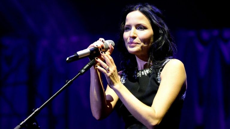 'Suddenly it's all gone' Andrea Corr opens up about suffering five miscarriages