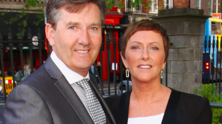 Daniel O'Donnell once broke it off with Majella years ago - because she was a divorcee