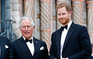 Prince Charles is said to be 'furious' with Harry and William over their public feud