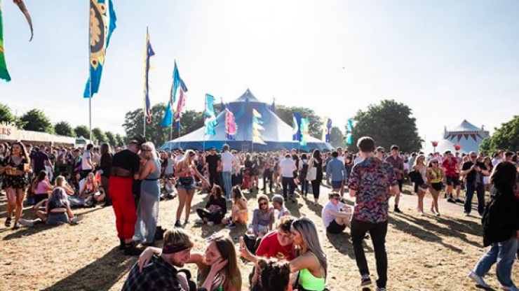 Forbidden Fruit just announced the first set of acts for May festival in 2020