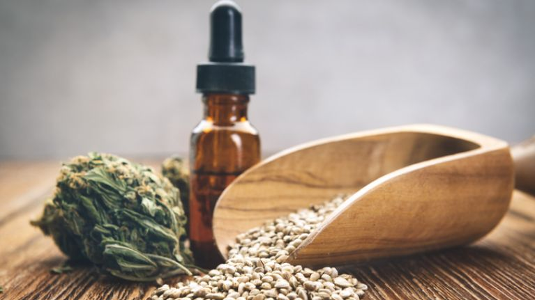Hemp Seed Extract is the key to sleek, non-frizzy hair, and here's why